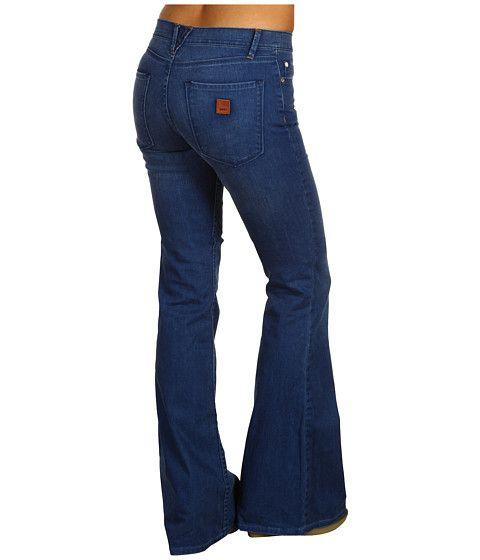 Roxy Howlin Rails Flare Jean