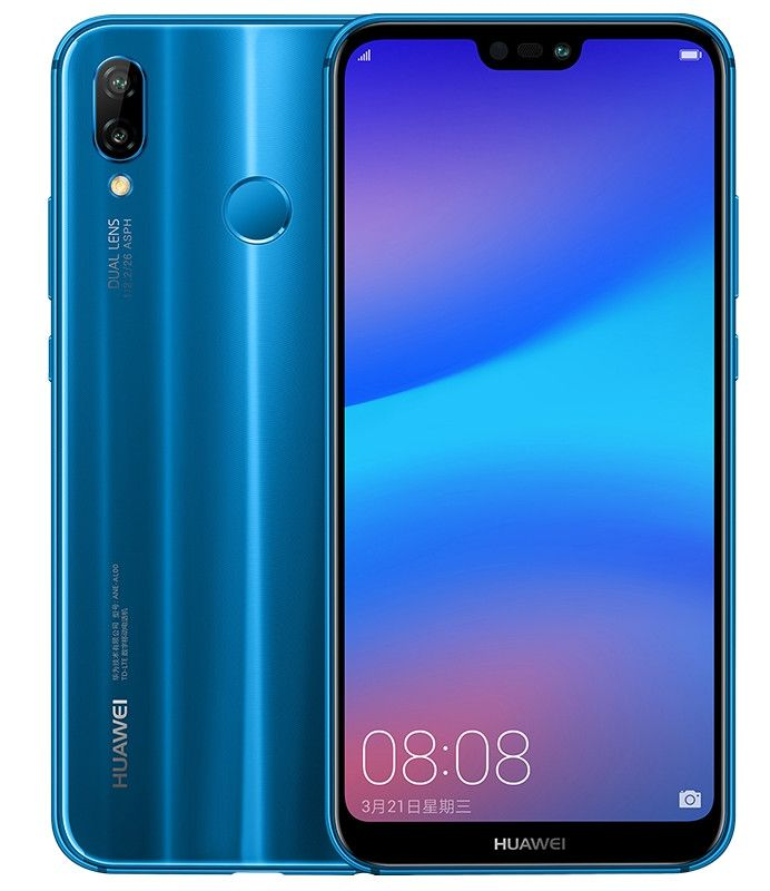 New Smartphone Wallpaper: Huawei P20 Lite / Nova 3e Wallpapers: Download