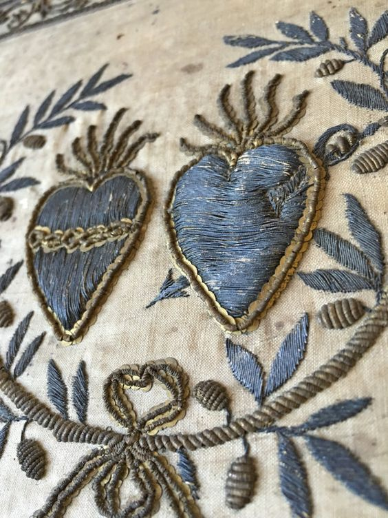 the essence of frenchness broderie religieux pinterest