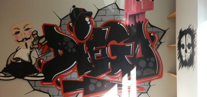 Graffiti-en-habitacion-Diego-Mostoles-Madrid-Cerdo-Minecraft-Vendetta-680x320.jpg (680×320)