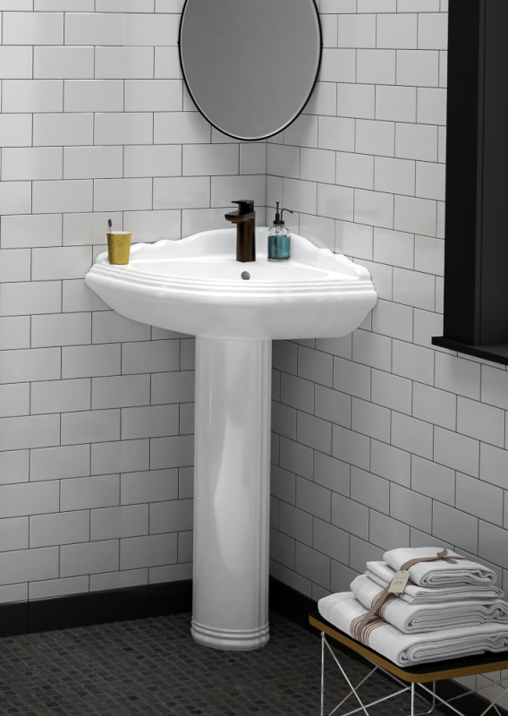 Best Pedestal Sinks For Small Bathrooms In 2020 Small Bathroom