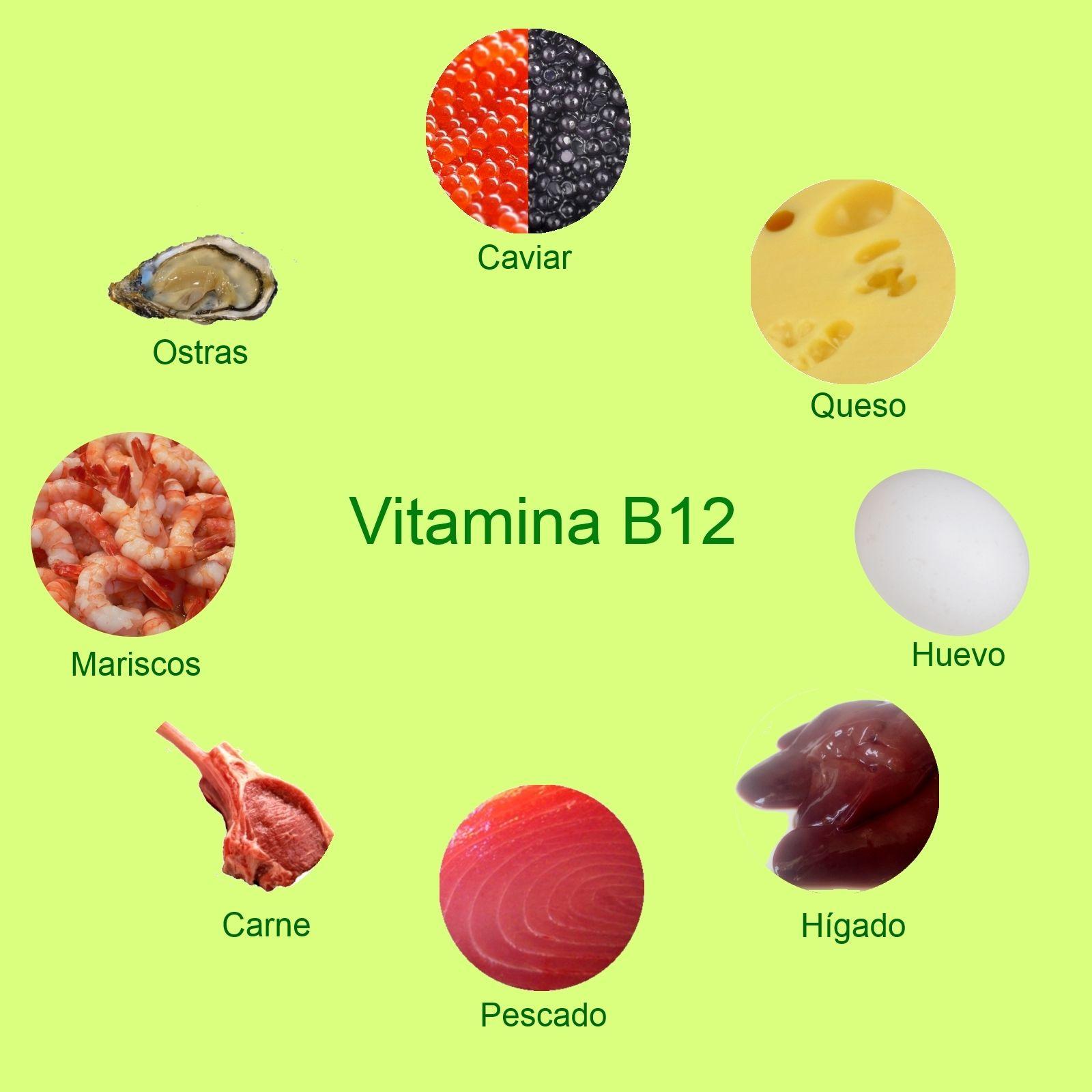 la importancia de la vitamina b12 para veganos y