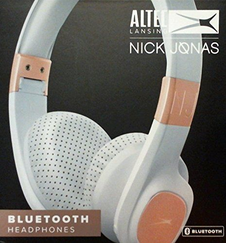 Altec Lansing NJHP1RGWM Nick Jonas Bluetooth Touch Over