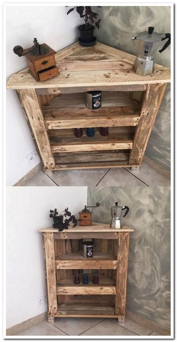 55 creative wooden pallet projects diy ideas 4 #palletprojects