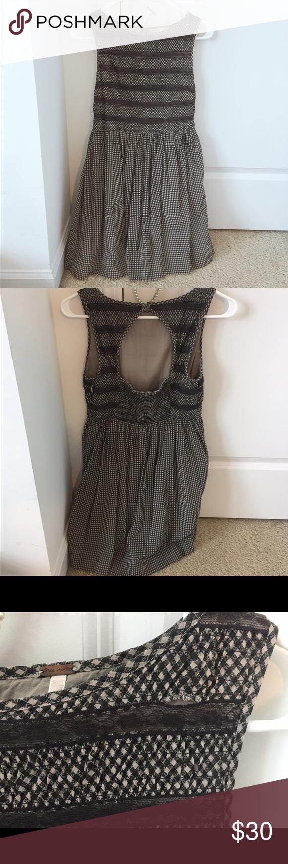 Selling this Free People Babydoll Dress on Poshmark! My username is: graceanngeer. #shopmycloset #poshmark #fashion #shopping #style #forsale #Free People #Dresses & Skirts