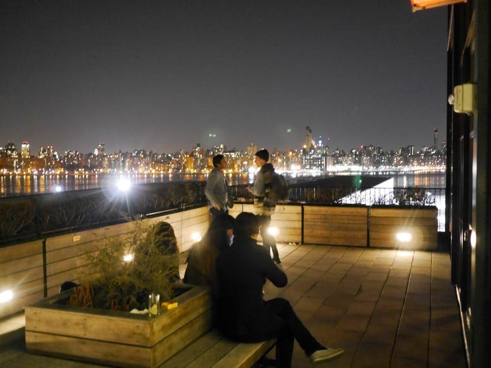 Photo of The Ides Bar Brooklyn, NY, United States. テラス