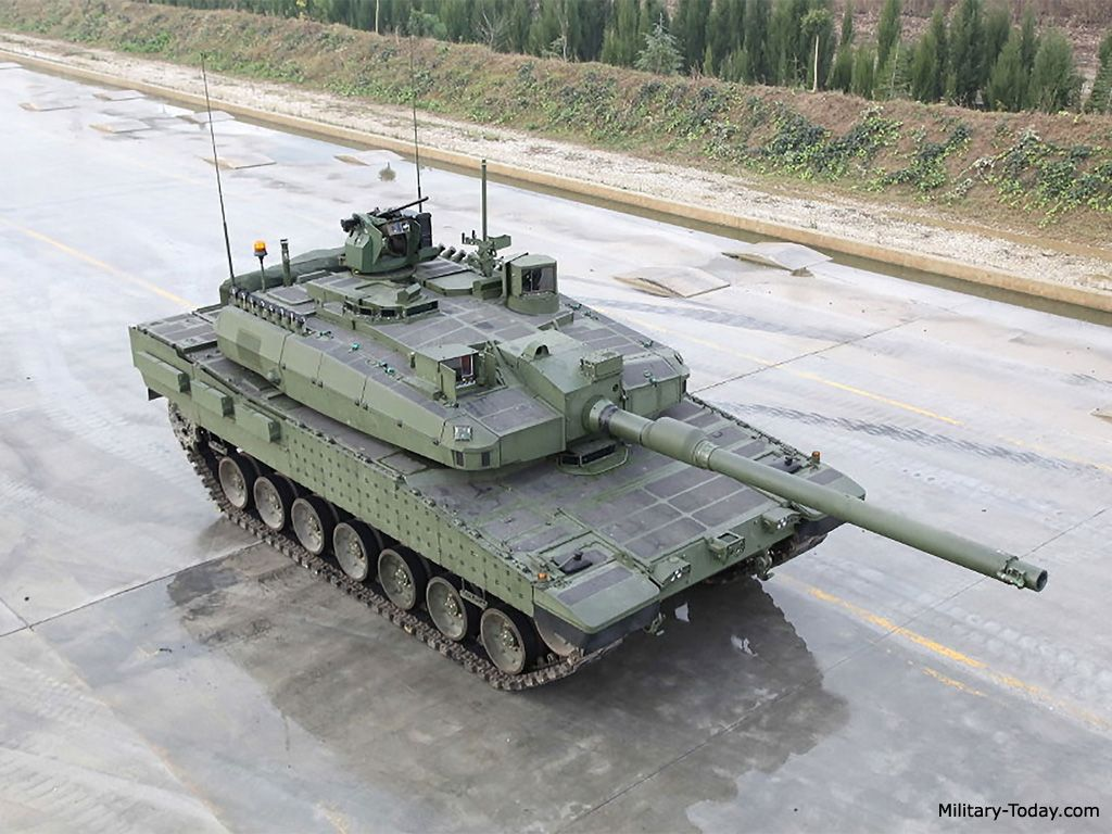 Altay Mbt Dari Otokar Turki Armored Fighting Vehicle Military Vehicles Tanks Military