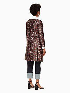 9c3a0b25ed2 boho floral jacquard coat by kate spade new york