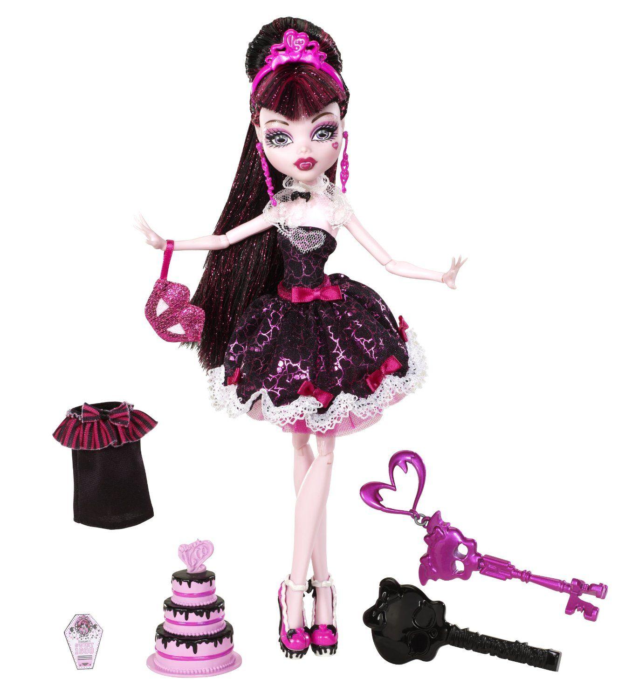 Uncategorized Draculara Monster High boneca draculaura monster high festa de doces 1600 anos mattel sua vai amar