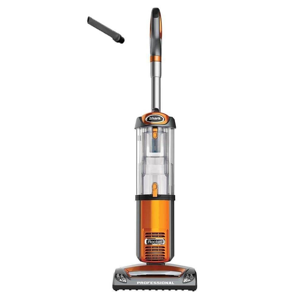 Shark nv482 rocket professional bagless deluxe vacuum
