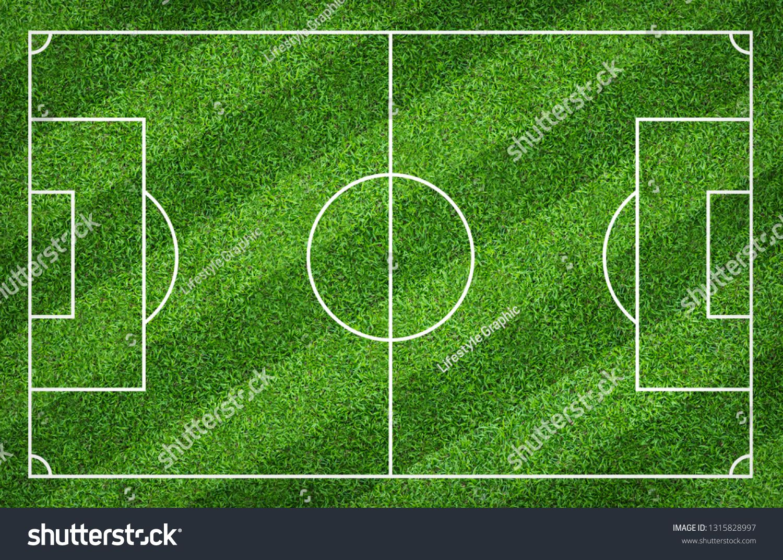 Campo Paisaje Cielo Meadow Antecedentes Soccer Poster Soccer Backgrounds Soccer Field