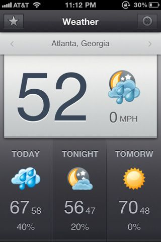 Love To Watch Weather Channel App User Interface Weather Symbols Ios Design