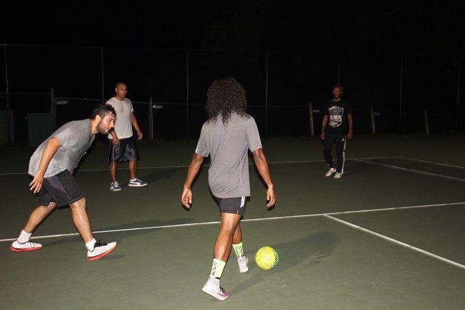 Keep Calm And Play Soccer Soccer Football Sports Qhd: Keep Calm And Play Harder