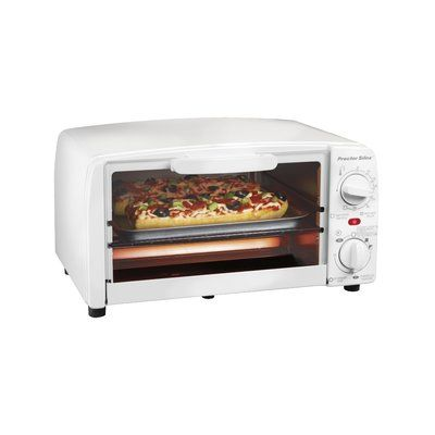 Proctor Silex 4 Slice Toaster Oven Toaster Countertop Oven