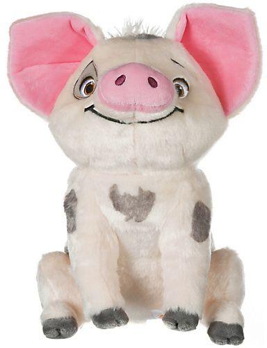 Disney Pua Plush Moana Pet Pig 10