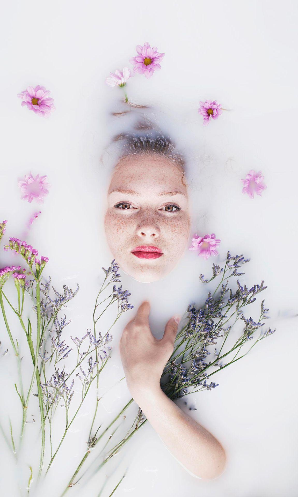 Bathtub Photoshoot Ideas Photo Shoot