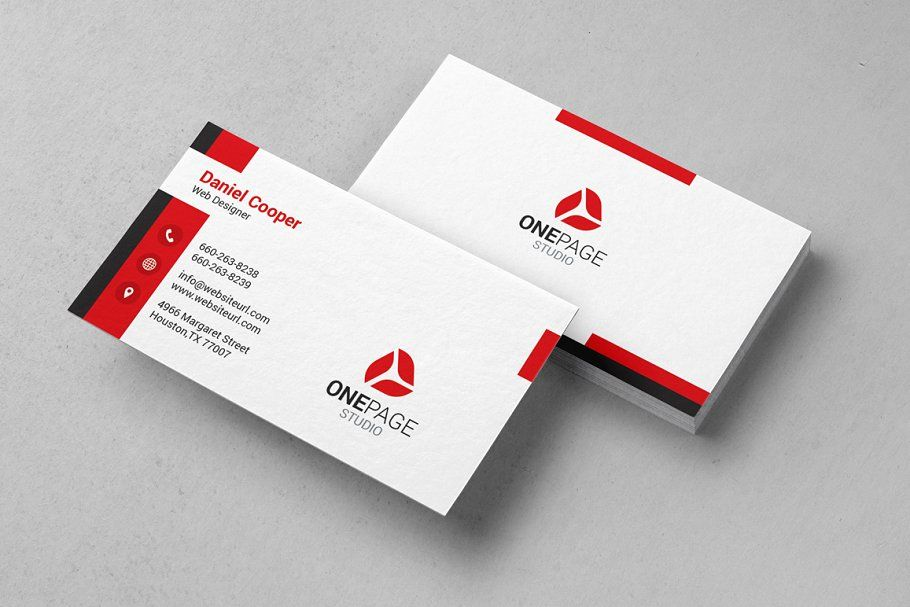 Simple Clean Business Card Clean Simple Business Templates Cleaning Business Cards Cool Business Cards Business Cards Simple