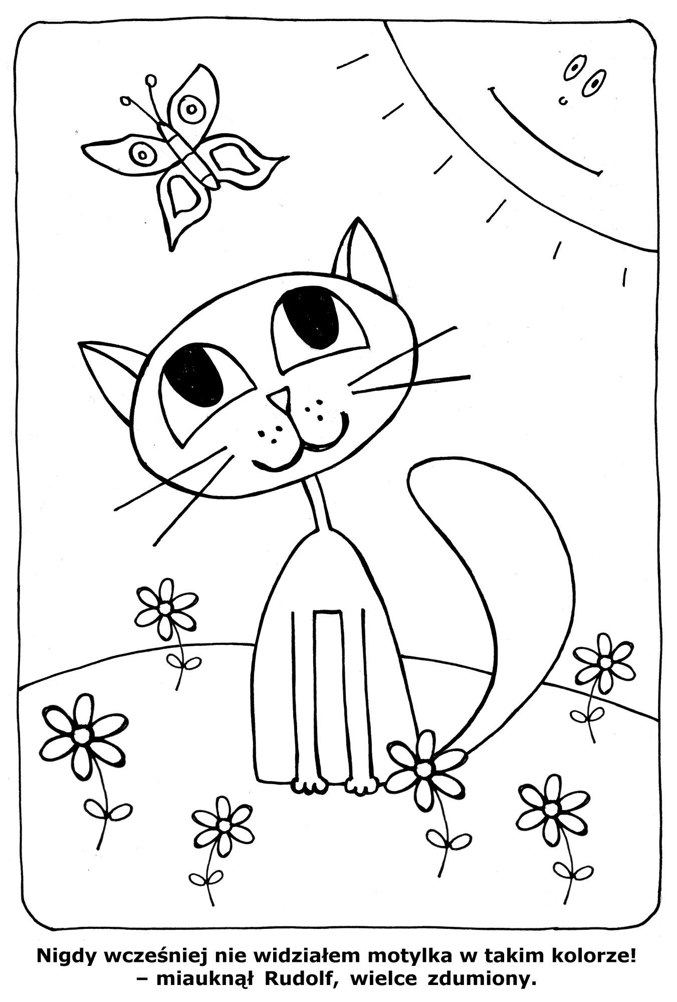 Piekne Rysunki Artystki Ewy Rynskiej Opatrzone Tekstami Blogerki I Copywriterki Ewy Piorko Zostaly Przygotowane Specjalnie Dla Fu Coloring Pages Kids Character