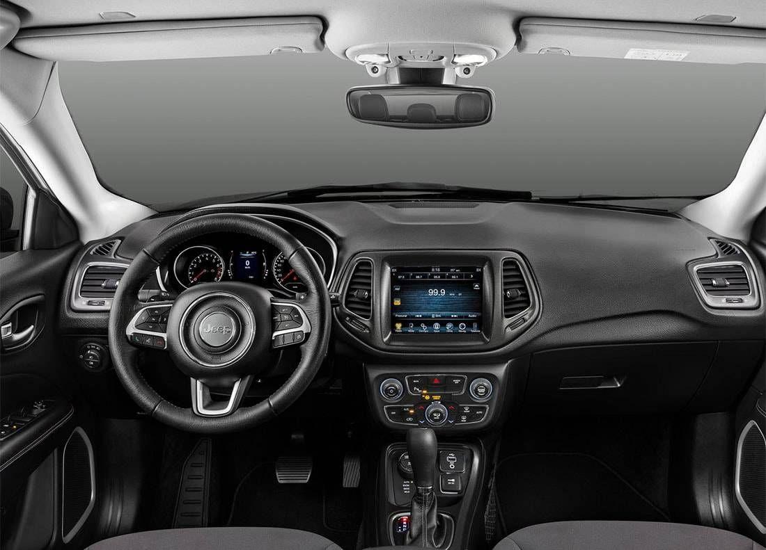 O novo Jeep Compass 2019 – irmão mais velho Jeep Renegade ...