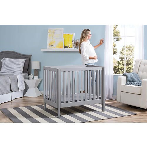Video Review For Delta Children Bennington Elite Mini Crib