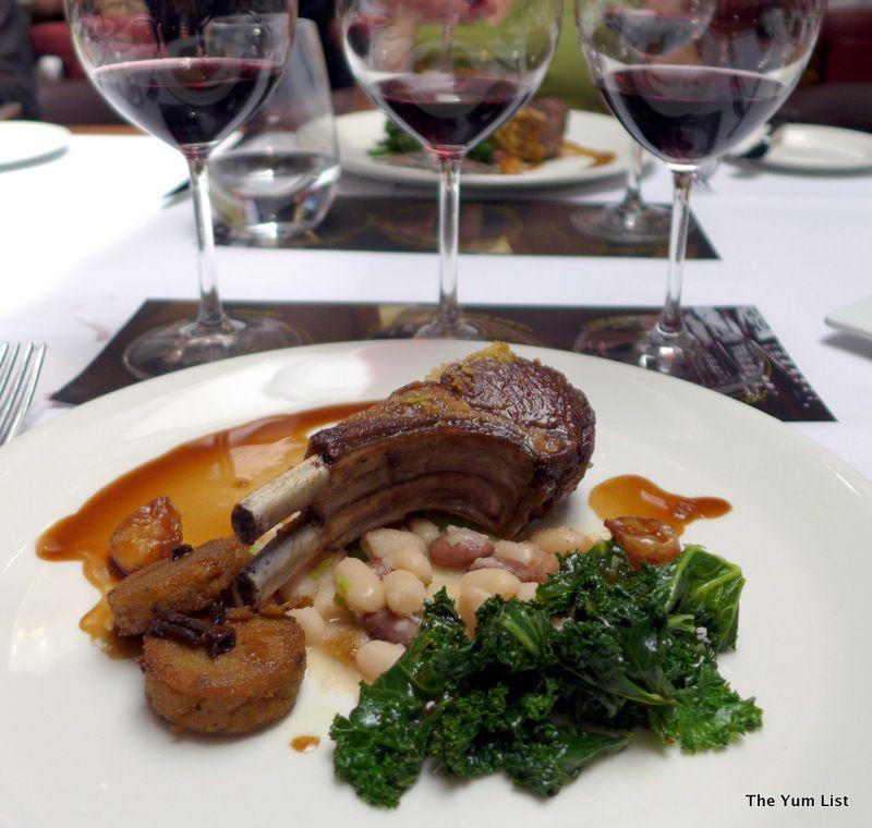 Ornellaia Wine Paired Dinner Graze Hilton Kl Yum Wine Pairing Dinner