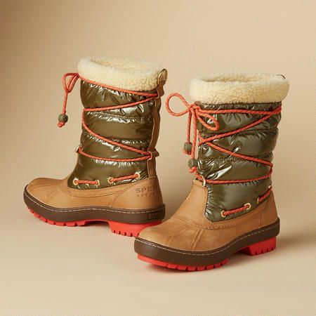 Sperry   L-HIGHLAND BOOTS   $89