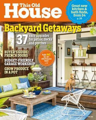 Home \ Garden Revistas de decoración, Quieres ver y Revistas