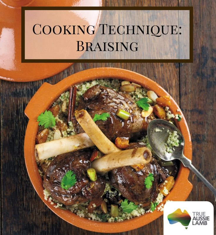 Rich and Succulent Flavors! For melt-in-your-mouth, flavorful lamb, braising is the ideal method. Ideal for diced leg of lamb, shoulder chops and shanks, braising brings an aromatic depth to lamb.