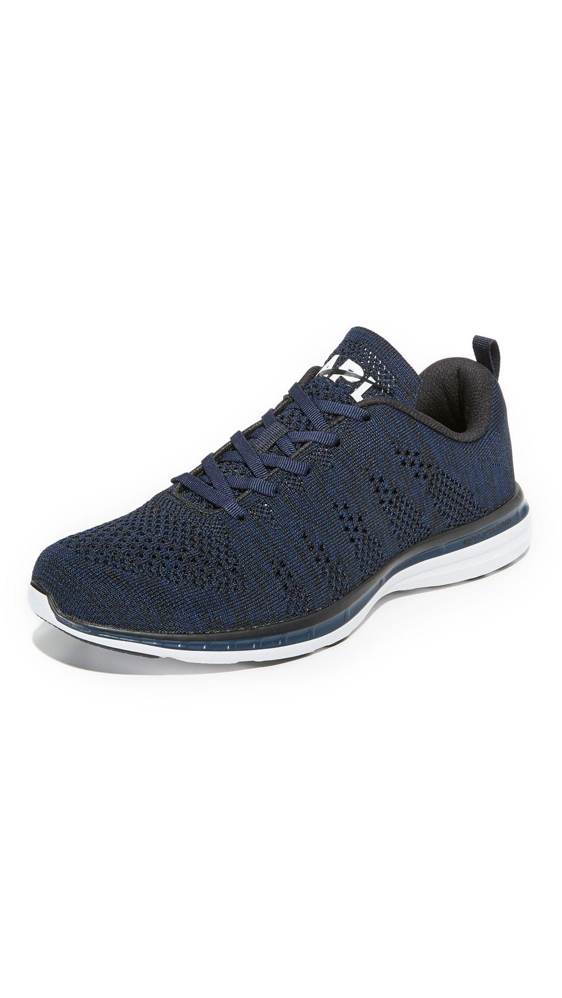 mélange lace-up sneakers - Black Athletic Propulsion Labs PKfqffJ