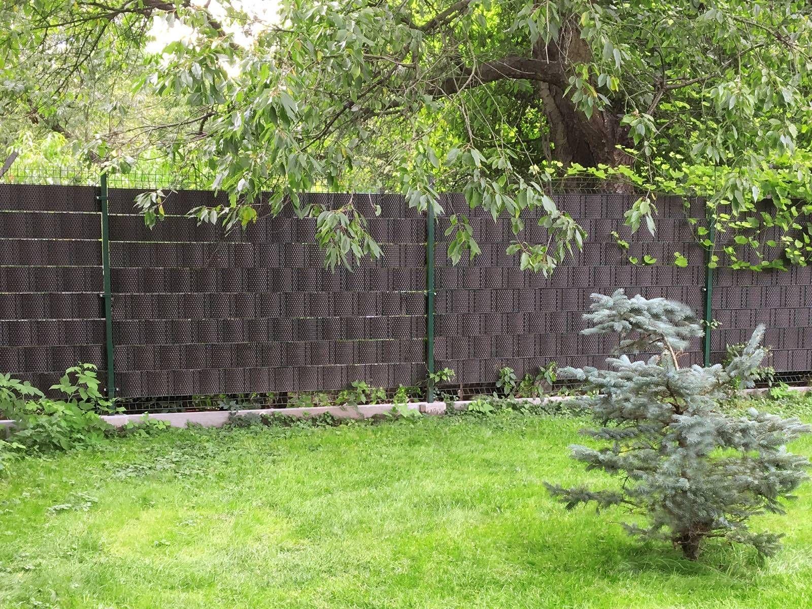 Zaunsteifen Zaunsichtschutz In Rattan Optik Sport Freizeit Haus Garten Beachandpool De Gartendekoration Garten Zaun