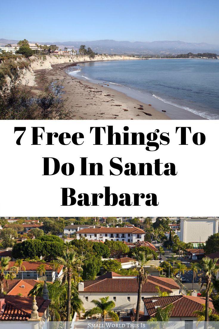 25 BEST Things to Do in Santa Barbara, California in 2020
