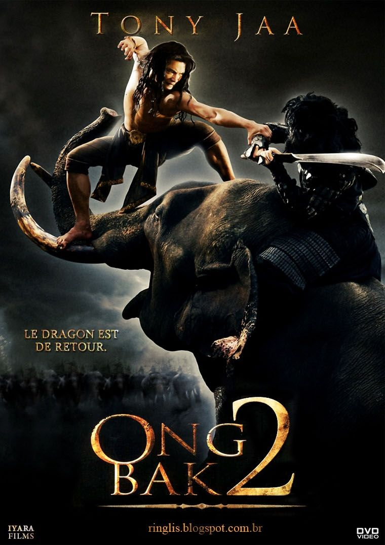 Ong Bak 2 Martial Arts Film Tony Jaa Martial Arts Movies