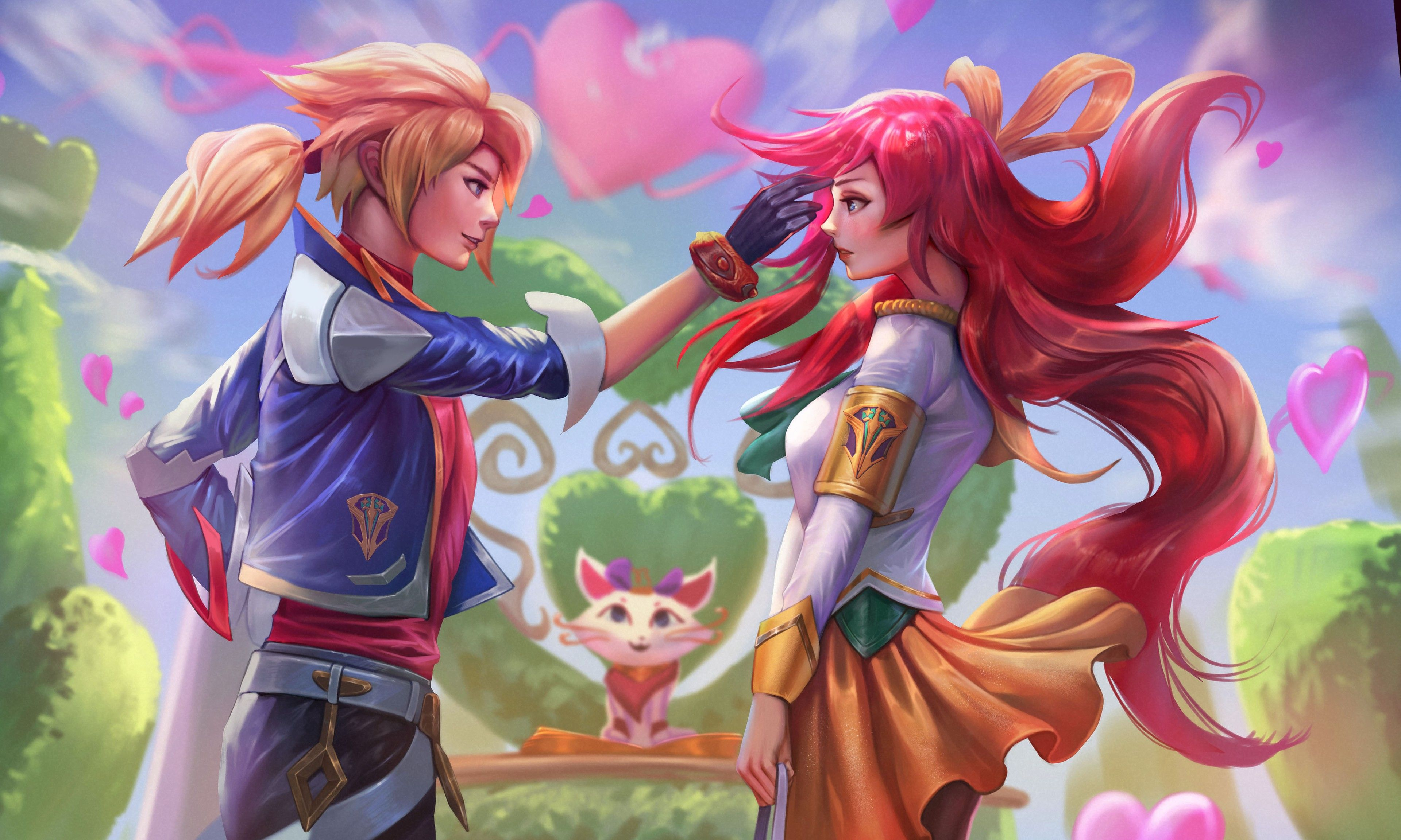 Lux X Ezreal 100 Ideas In 2020 League Of Legends Lol League Of Legends Xayah And Rakan