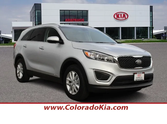 Find The Space Your Family Needs For The Coming School Year In The New 2018 Kia Sorento 3 3l Lx For Sale Near The Denver Area At Arapahoe Kia In Cent Kia Sorento