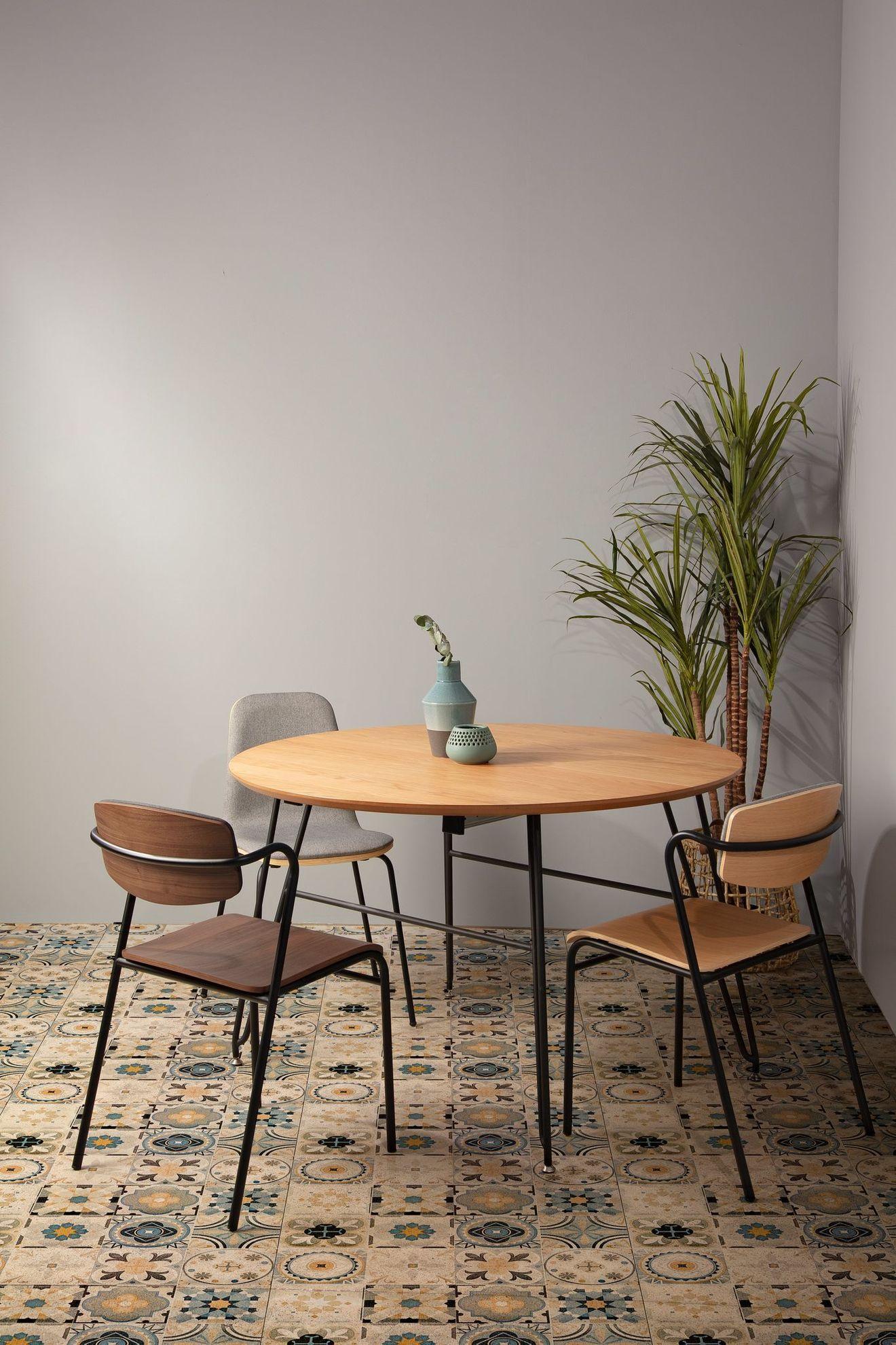 Table Ronde : Modèles Pour Salle à Manger (avec Images