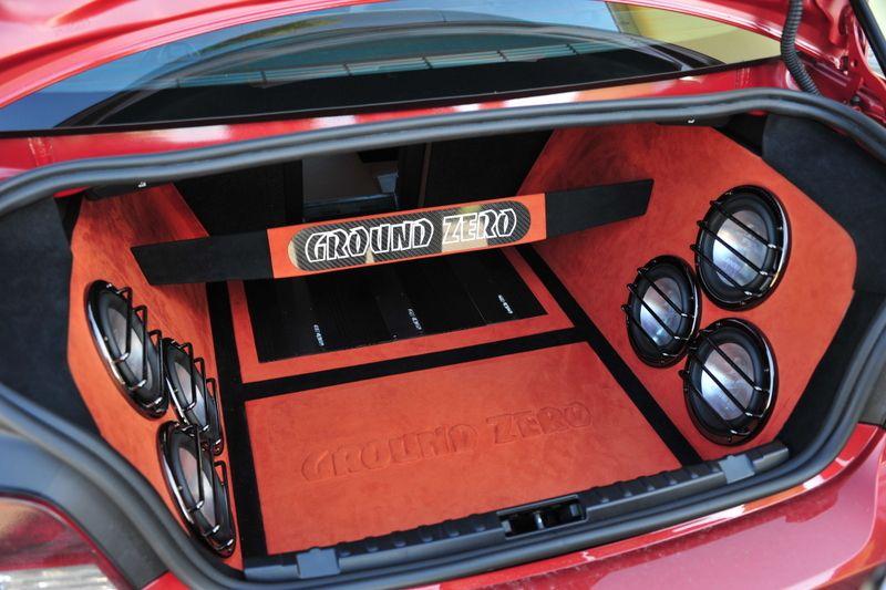 ground zero audio clean install car audio installs car. Black Bedroom Furniture Sets. Home Design Ideas
