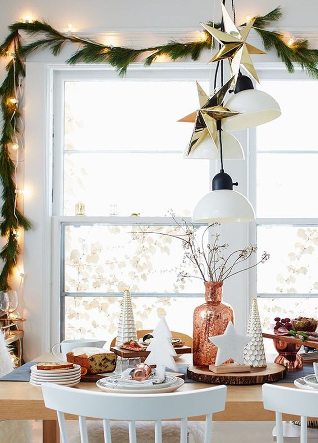 47 DIY Christmas Decorations Ideas For Small Space (With ...