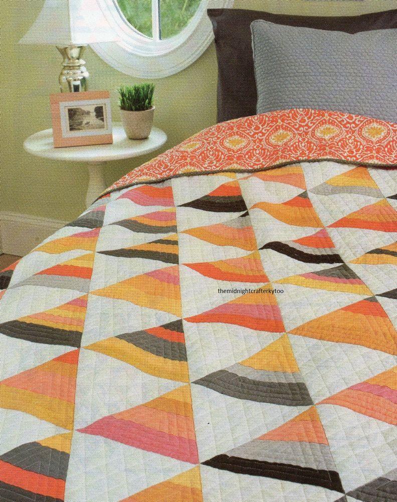 Candy Corn Quilt Pattern Pieced LA | Quilt, Candy corn and Quilt ... : candy corn quilt - Adamdwight.com