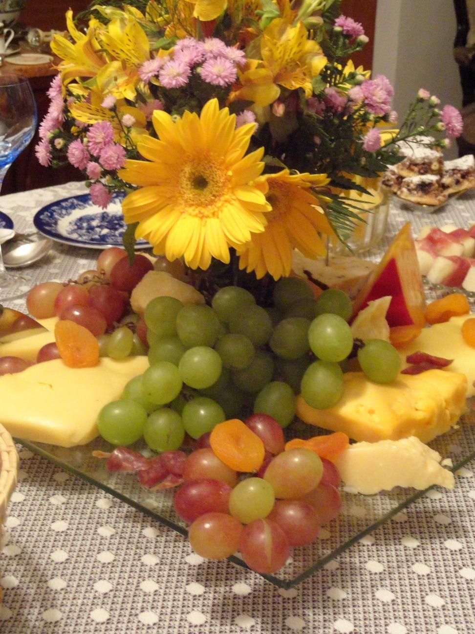 queijo, e vinhos