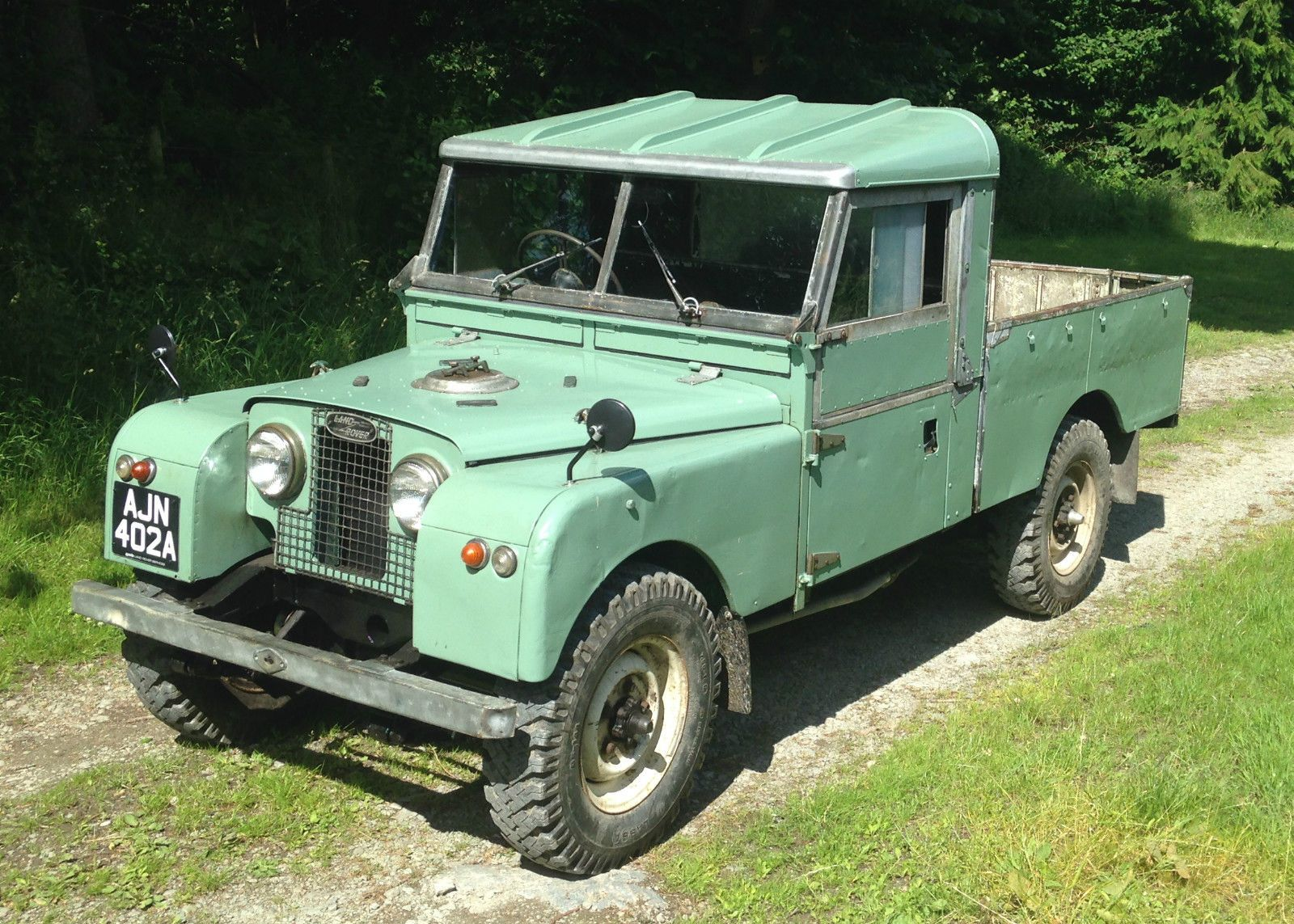 Land Rover series 1 109 pickup in Cars, Motorcycles