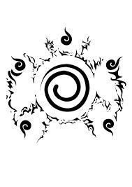 Resultado De Imagen Para Sello De Naruto Abierto Del Todo Tatto
