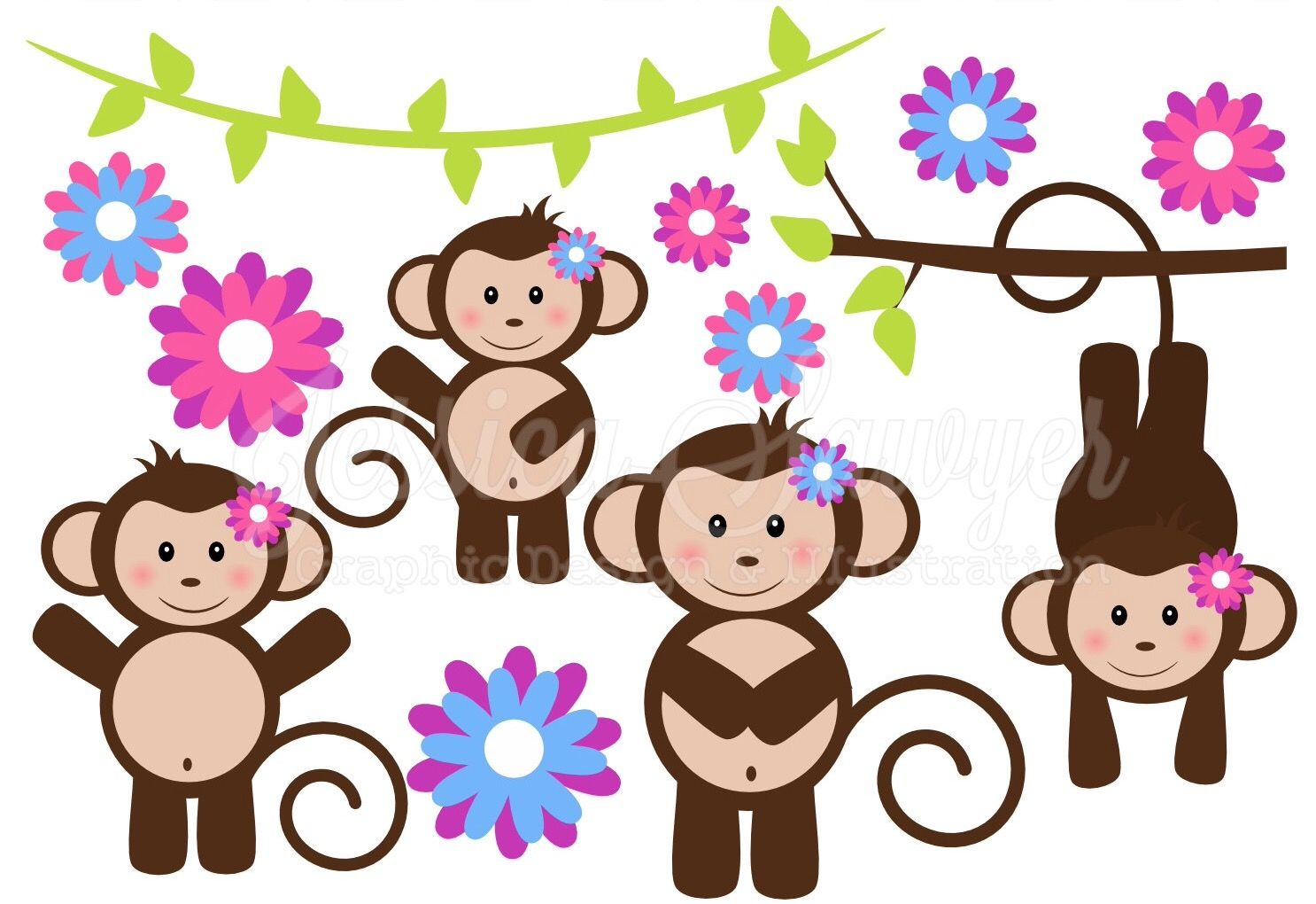 pin by kimberly mecir 2 on monkey business pinterest monkey rh pinterest co uk jungle clip art images jungle clip art for kids