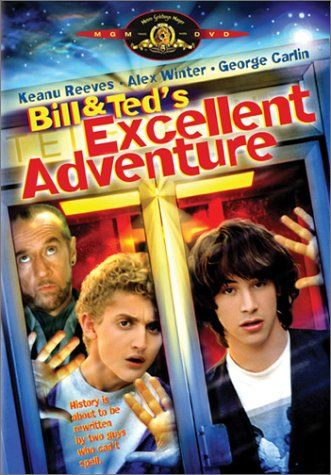 Bill Ted S Excellent Adventure Movie Review Keanu Reeves Ted Alex Winter