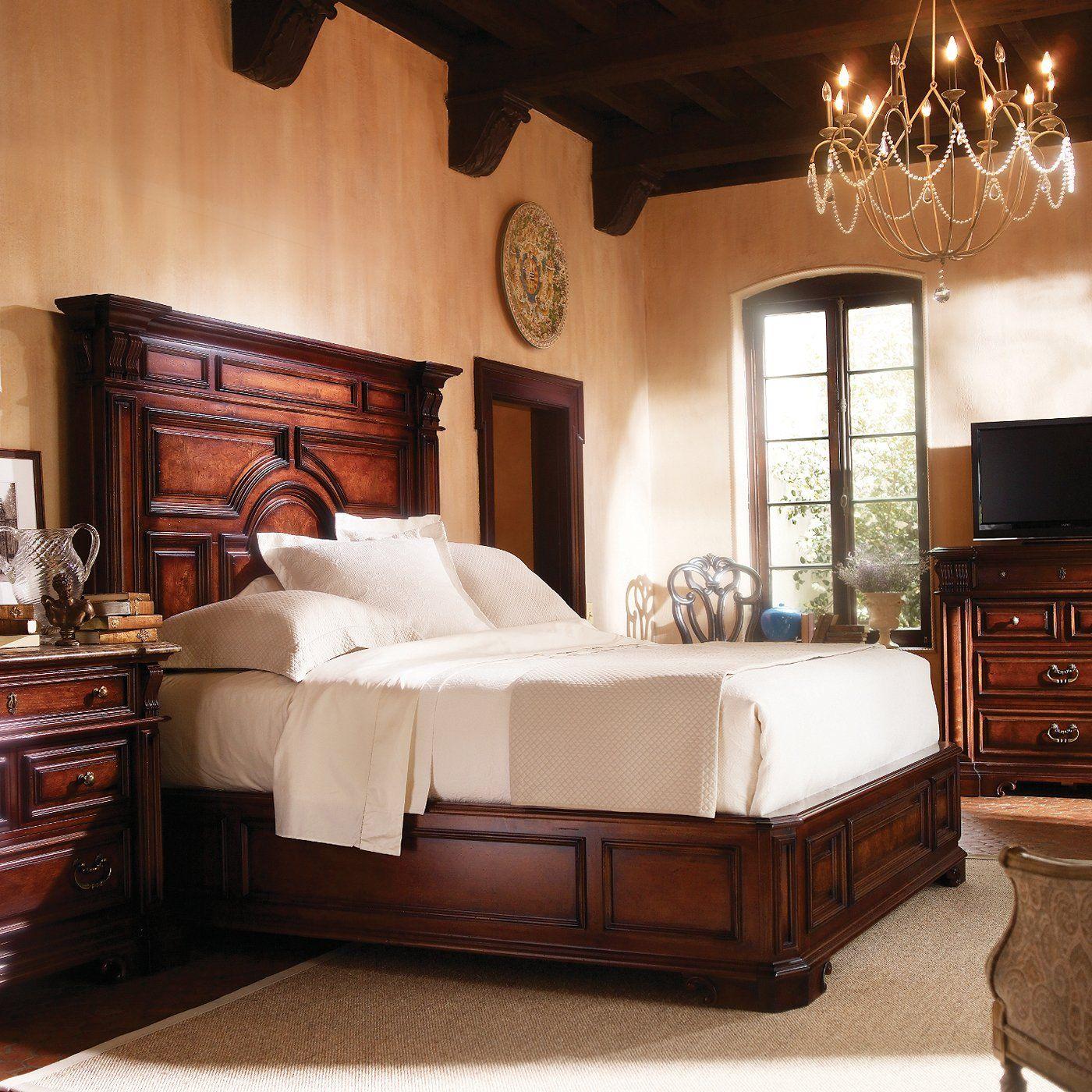 Stanley Furniture Costa Del Sol Mansion Bedroom Set, Cordova   ATG Stores