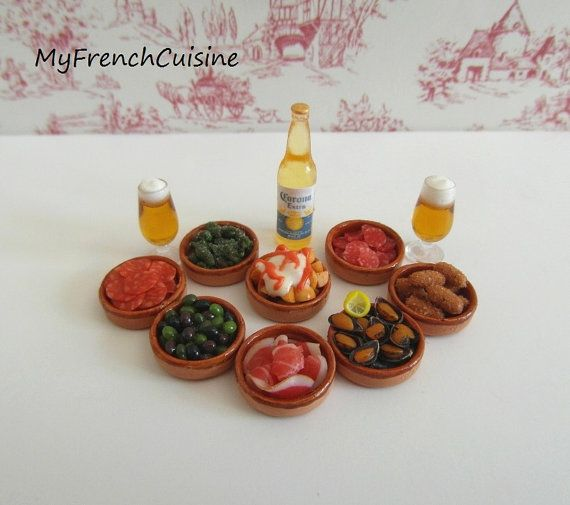 A taste of Spain  Large selection of Tapas  by MyFrenchCuisine,