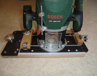 Router Lift Bosch Pof 1400