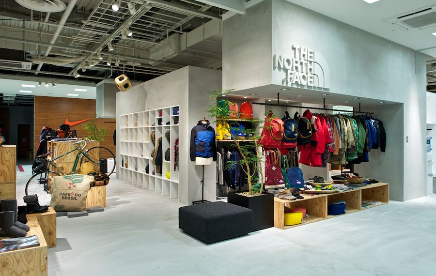 tienda north face en manhattan
