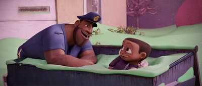 Earl & Cal from Cloudy with a Chance of Meatballs