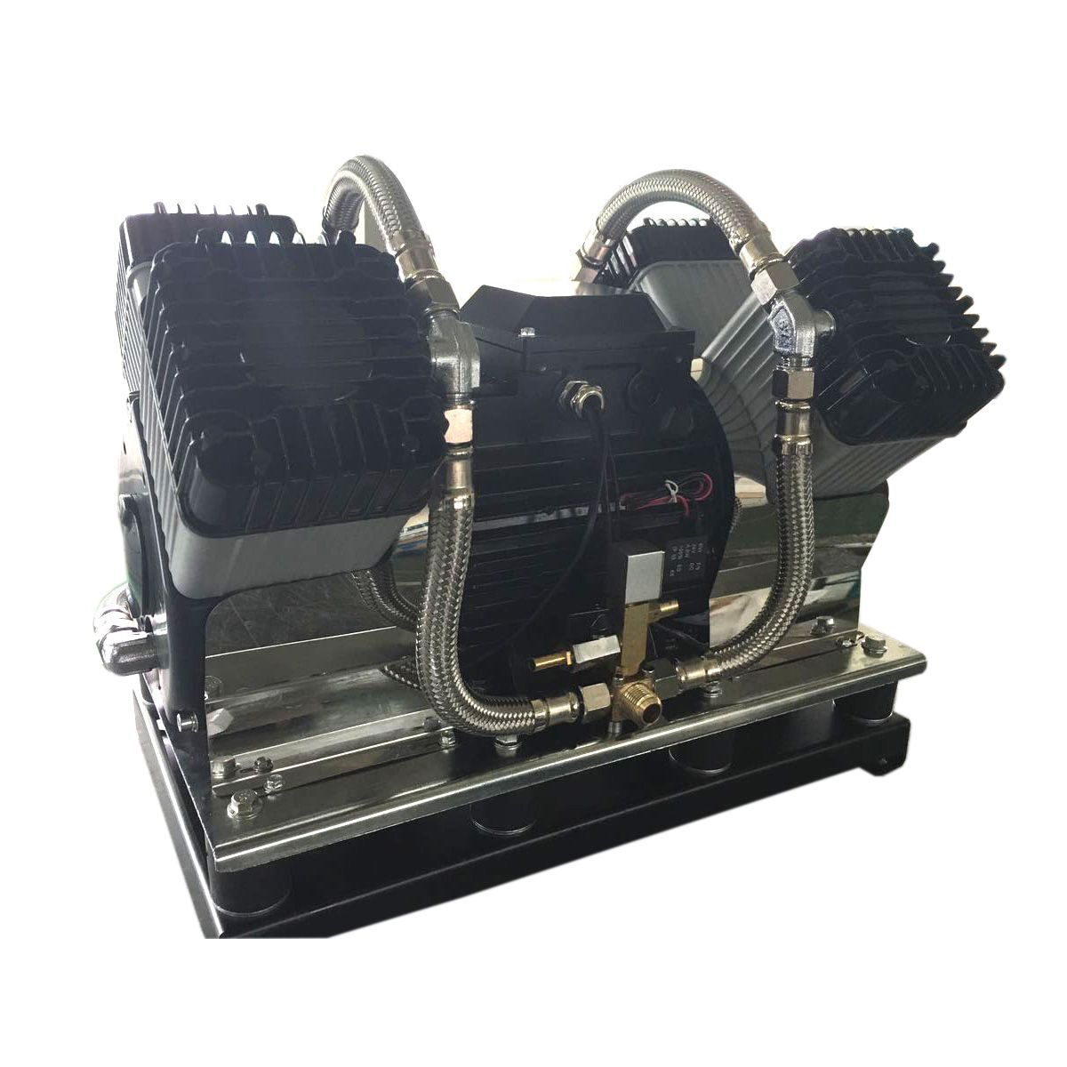 Piston type oilfree Air Compressor Air compressor
