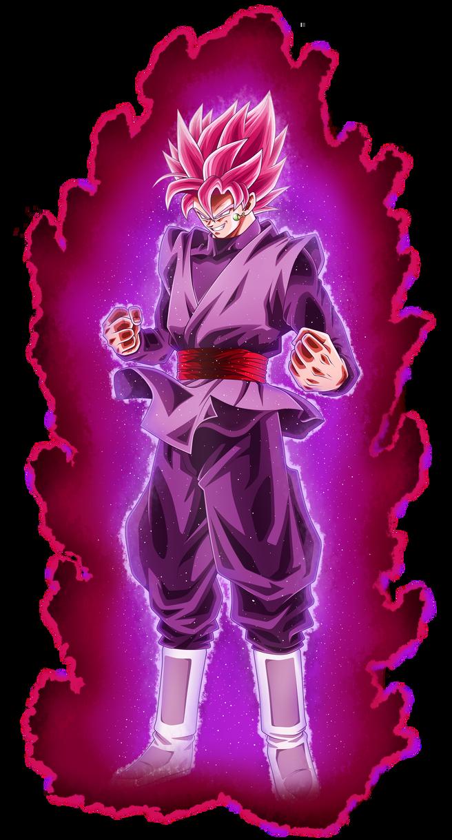 Imgur Com Goku Black Dragon Ball Super Goku Super Saiyan Rose